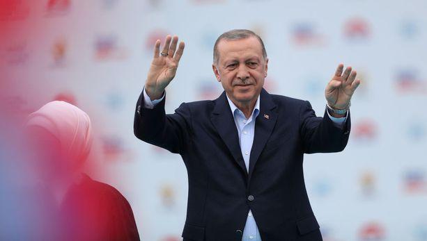 Recep Tayyip Erdogan on johtanut Turkkia käytännössä vuodesta 2003 lähtien, jolloin hän nousi maan pääministeriksi.