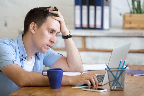 Jos työtaakka on ylimitoitettu, loma ei välttämättä tuo toivottua ja tarpeellista elpymistä.