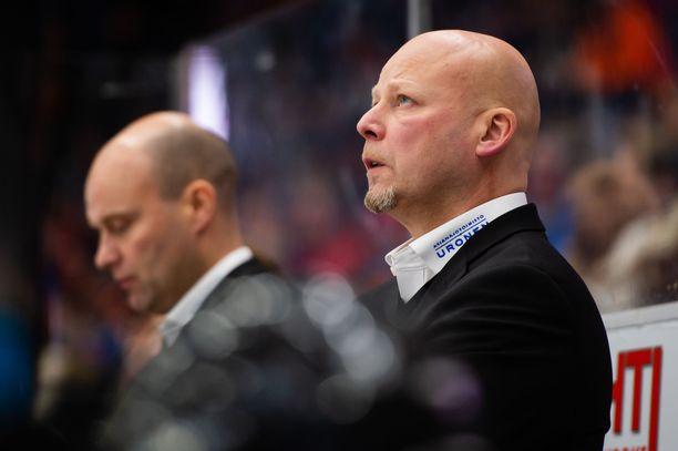 Marko Virtanen on ollut Tepsin peräsimessä vajaan kuukauden ajan.
