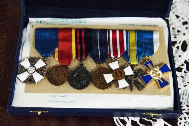 Eduskunta myönsi veteraanien palveluihin lisää rahaa.