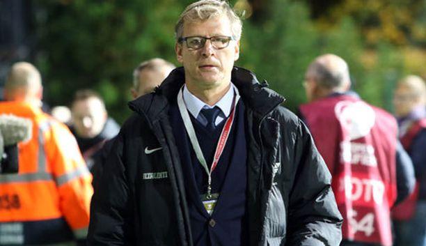 Markku Kanerva joutuu odottamaan seuraavaa panoksellista ottelua ensi syyskuuhun, Kansojen liigan alkuun.