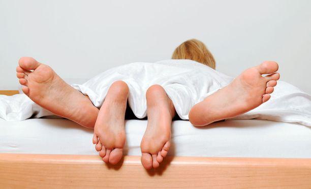 Seksiin ja muuhun ponnisteluun liittyvät riskit koskevat lähinnä keski-ikäisiä ja sitä vanhempia miehiä.