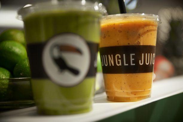 Jungle Juice Barin mehu- ja smoothiebaareja on Suomessa nykyään jo yli neljäkymmentä eri puolilla maata. Yrityksen irtisanomiskäytännöt ovat nyt oikeuden pohdittavana yhden tapauksen osalta.