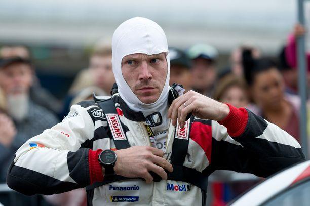 Jari-Matti Latvala, 35, on ollut julkisuudessa syksyn aikana muun muassa elämäkertansa vuoksi.