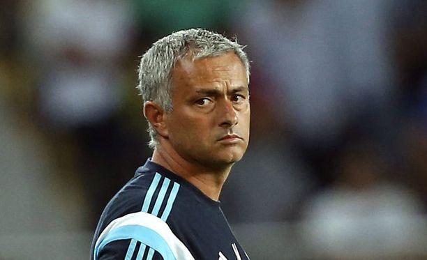 Jose Mourinholla oli tylsää Espanjassa.
