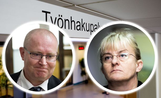 Yhteiskunnallinen keskustelu hallituksen aktiivimallista on edennyt jo kansalaisaloitteeseen ja lakkoväläytykseen. Työministeri Jari Lindström (sin) ja sosiaali- ja terveysministeri Pirkko Mattila (sin) ovat hiljaa.