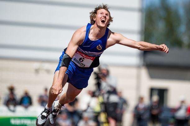 Lassi Etelätalo selvisi ainoana suomalaisena keihäänheiton MM-loppukilpailuun.