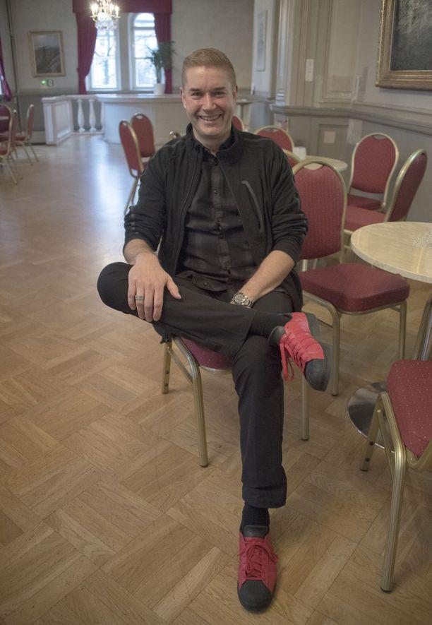 Peter Pan -musikaalin ohjanneen Bjurströmin perustama tanssikoulu StepUp School täyttää ensi vuonna 30 vuotta.