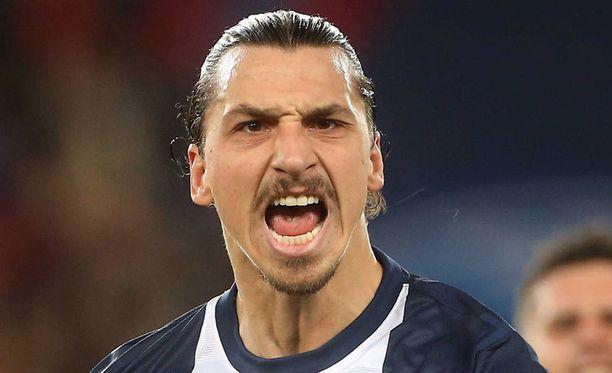Zlatan sai taas kohun aikaiseksi.