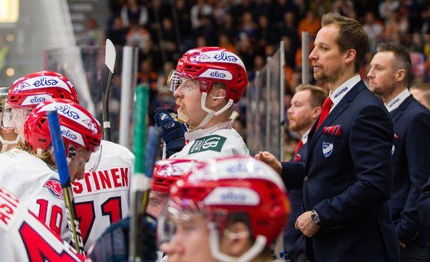 HIFK:n surullisenkuuluisa ylivoima näytti jälleen hampaattomuutensa.