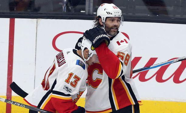 Calgary Flames saattaa hyvinkin jäädä 45-vuotiaan Jaromir Jagrin viimeiseksi NHL-seuraksi.