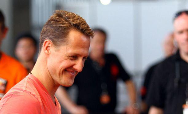 Michael Schumacher taistelee elämästään kotisairaalassa.