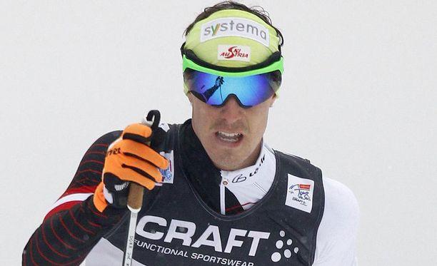 Johannes Dürr nähdään pian taas kilpaladuilla.