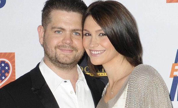 Jack Osbourne ja Lisa Stelly avioituivat vuonna 2012.