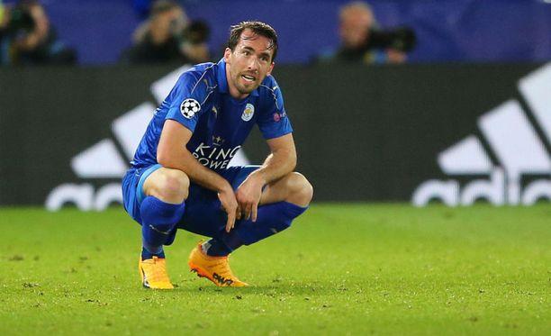 Christian Fuchsin unelma Mestarien liigan välieräpaikasta särkyi Atléticon kynsissä.