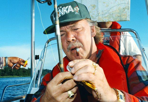 Kesäkalassa vuonna 1998.