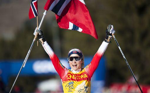 Ensi vuoden Tour de Skistä tulossa täysi pannukakku? Therese Johaug lataa suorat sanat FIS:n kaavailemista muutoksista