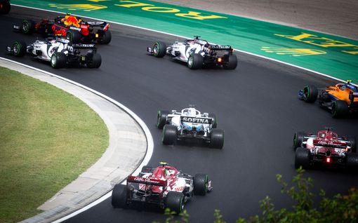 F1-kisakalenteria myllättiin – klassikkokisa Imola palaa, katso päivitetty kisakalenteri