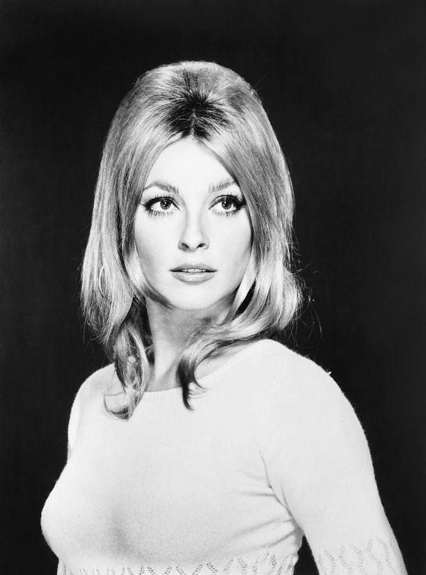 Mansonin seuraajat murhasivat Hollywood-tähti Sharon Taten ja neljä muuta ihmistä Los Angelesissa 9. elokuuta 1969. Kuva Taten tähdittämästä elokuvasta Eye of the Devil vuodelta 1966.