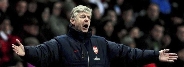Arsene Wenger on mahdottoman haasteen edessä.