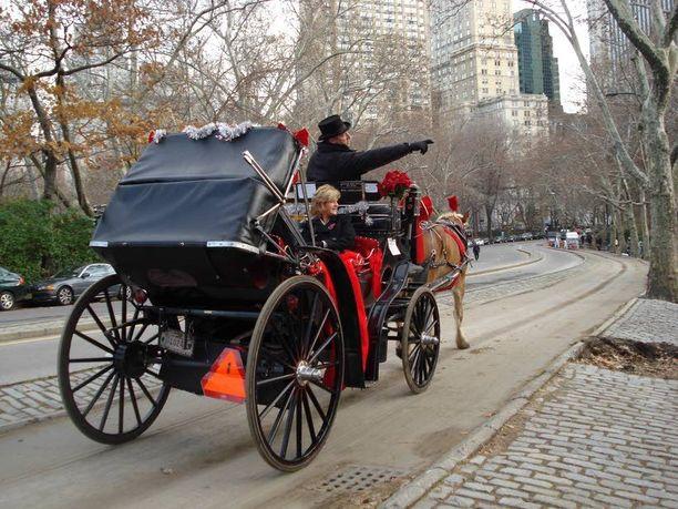 New Yorkissa on paljon näkemistä.