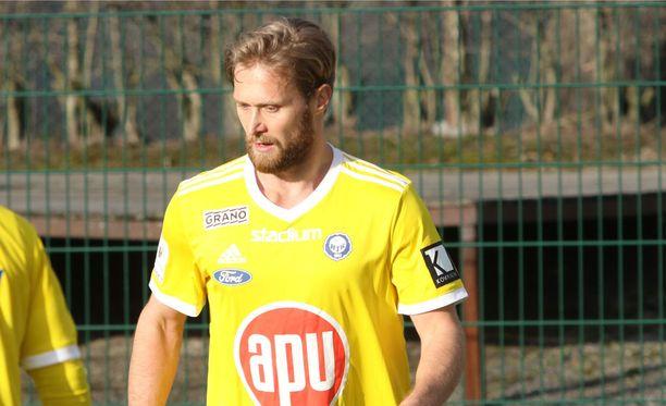 Akseli Pelvaksen tämän kauden pelit on pelattu.