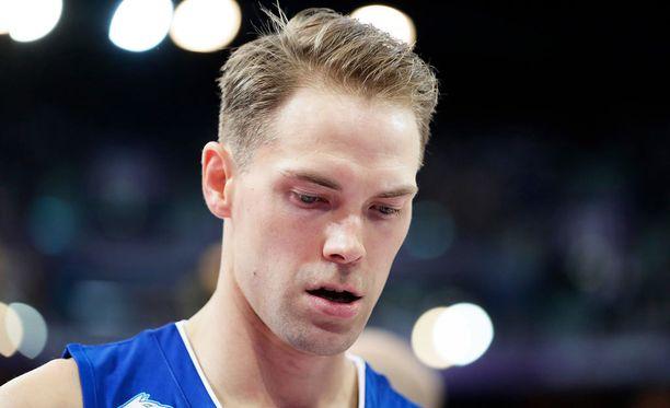 Petteri Koponen joutui rajuun rääkkiin jo teininä.