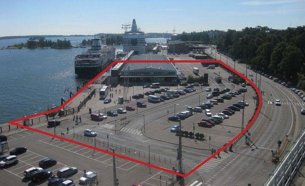 Guggenheimia on kaavailtu Helsingin Etelärantaan.