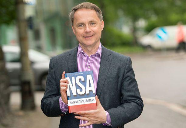 Petteri Järvinen julkaisi 30. kirjansa.