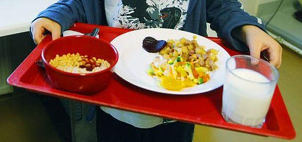 Liian moni lapsi syö erikoisruokavaliota.