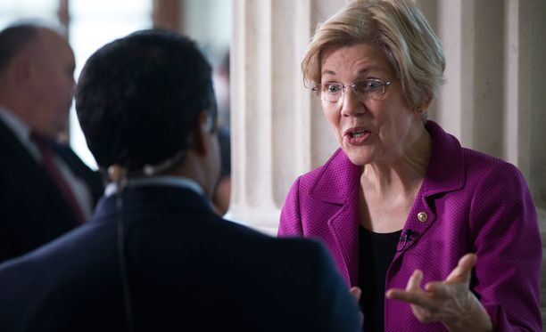Elizabeth Warrenin itsepintaisuus on herättänyt ihailua.