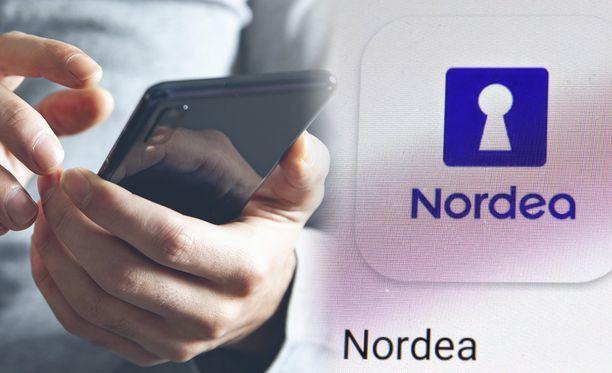 Nordea Häiriö Tänään 2021