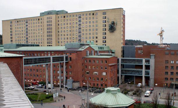 Tapaus sattui Ruotsin Göteborgissa, Sahlgrenskan yliopistollisessa sairaalassa.