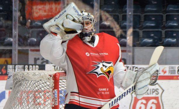 Jaakko Suomalainen oli Sportin luottovahti kaudella 2008-2009. Nyt mies vaikuttaa musiikkihommissa.