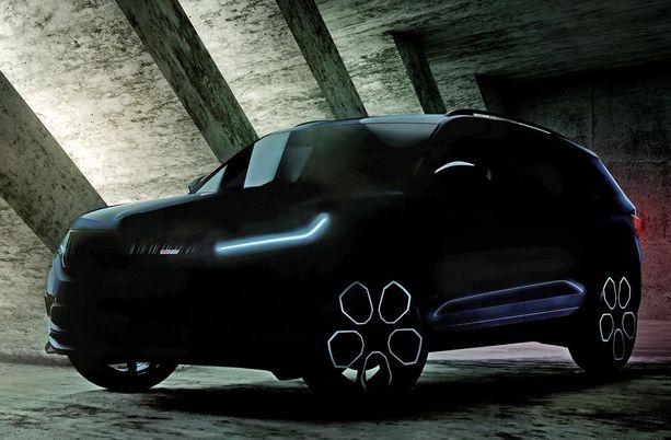 Skodan uusi Kodiaq RS saa Skodan toistaiseksi tehokkaimman dieselmoottorin konehuoneeseen.