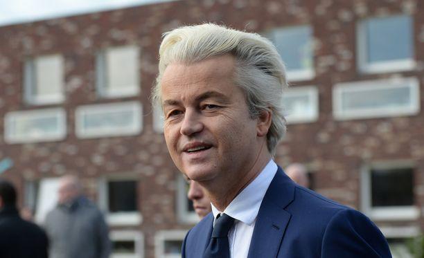 Geert Wildersin vapauspuolue sai Hollannin vaaleissa viisi lisäpaikkaa, mutta vaalitulosta pidettiin silti selkeänä voittona pääministeri Mark Rutten oikeistoliberaalille puolueelle.