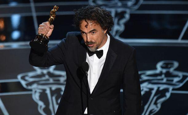 Alejandro G. Iñárritu.