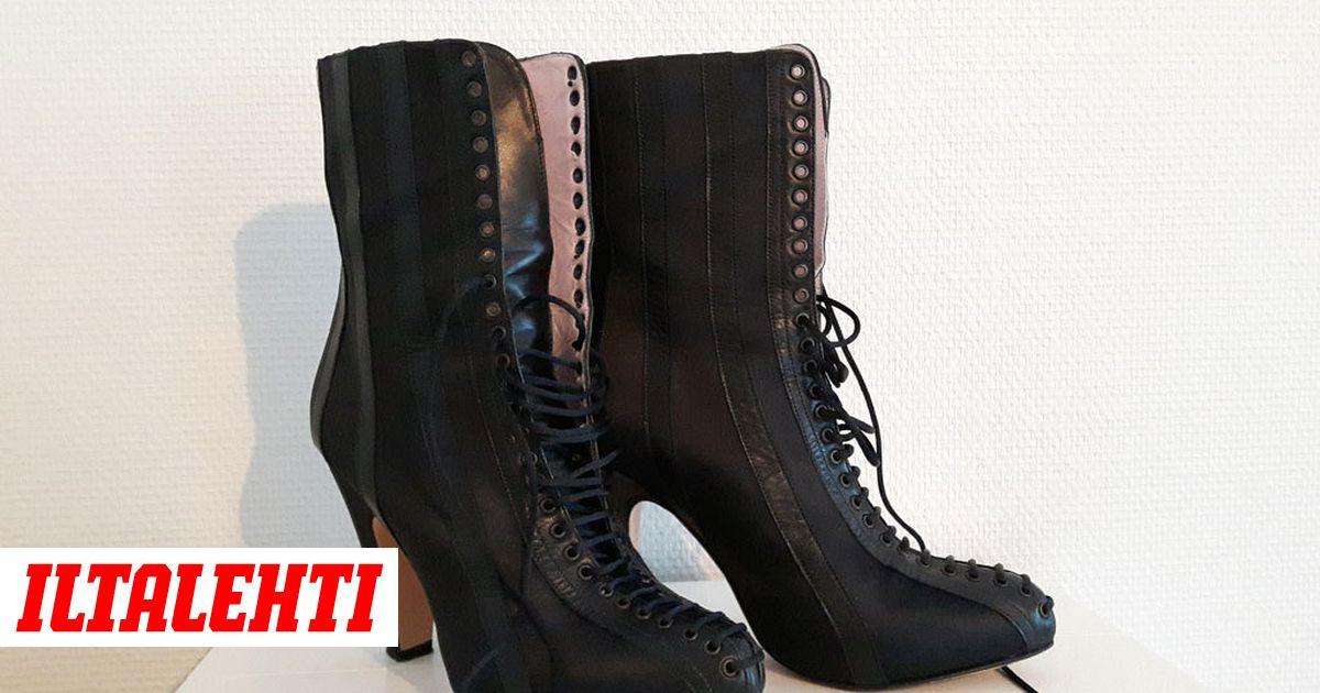 Kultaiset sandaalit ja korkeat korot - naiset kertovat rakkaimpien  kenkiensä tarinan 2b9044fb86