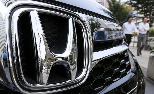 Akkusensoriongelmat koskevat Hondan mukaan vain jenkkimarkkinoille myytyjä Accordeja, kertoo uutistoimisto AFP.