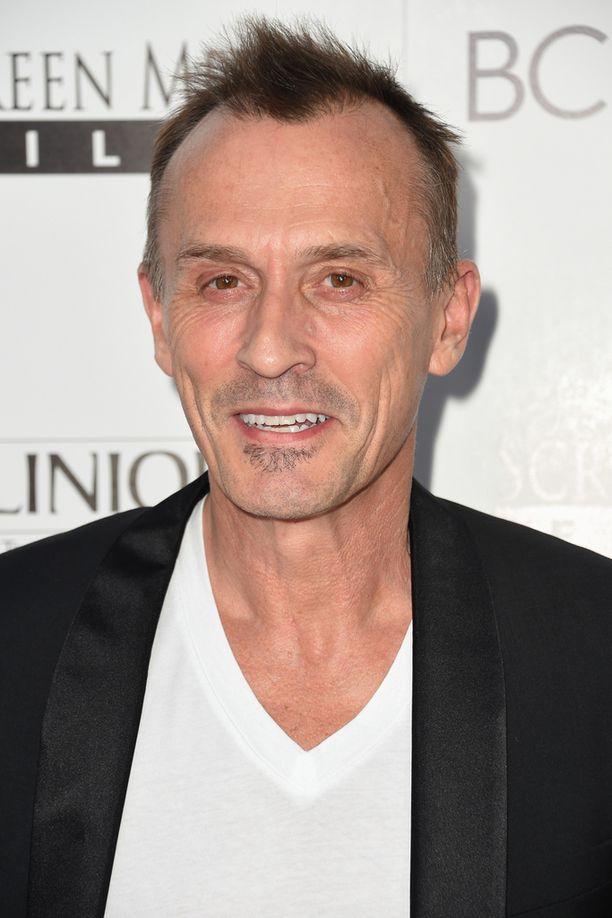 Robert Knepper näytteli Paossa vanki Theodore 'T-Bag' Bagwellia.