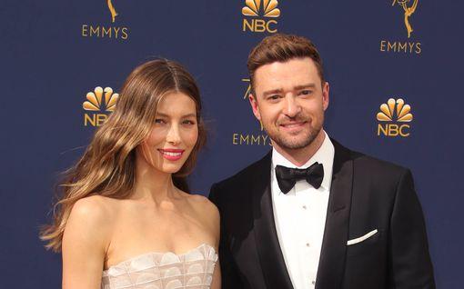 Justin Timberlake, 39, ja Jessica Biel, 38, saivat toisen lapsensa – salasivat raskauden viimeiseen asti