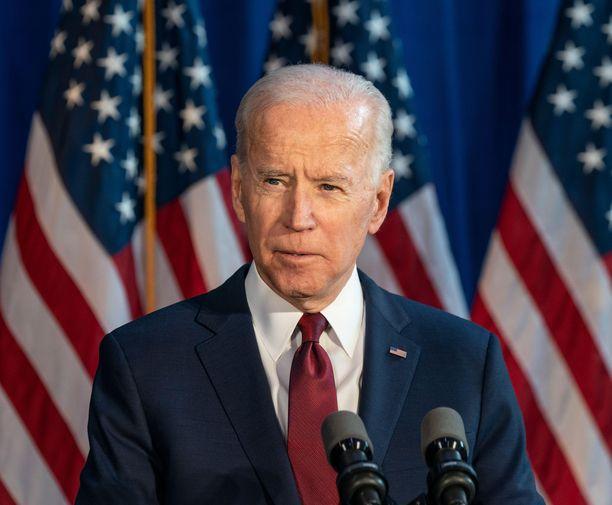 Ex-varapresidentti Joe Biden haastanee presidentti Donald Trumpin marraskuun vaaleissa.