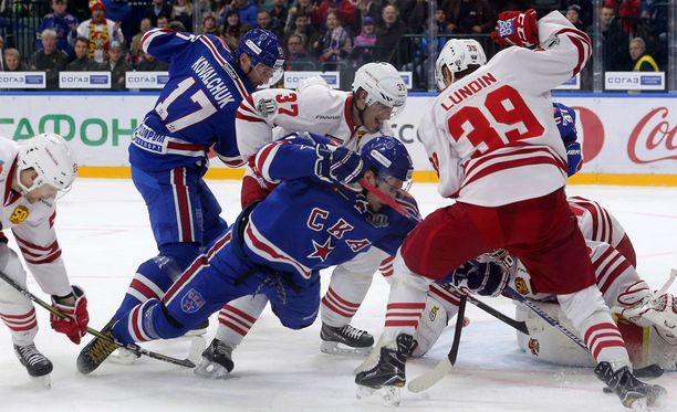 KHL-tähtien osallistuminen olympialaisiin on vielä epävarmaa.