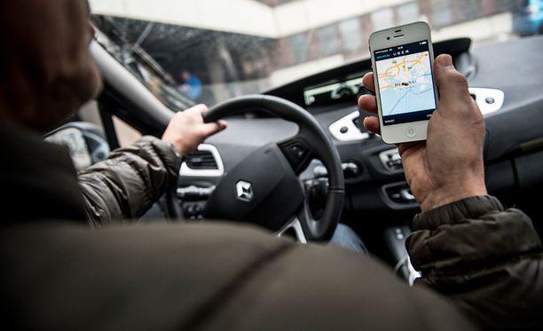 Uber aikoo laajentaa toimintaansa myös Suomeen.