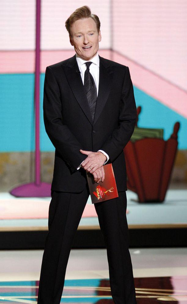 Late Night with Conan O'Brien -talkshow esitettiin ensi kerran vuonna 1993.