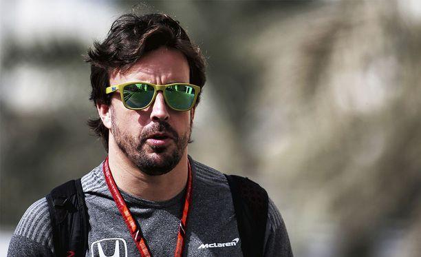 Fernando Alonsolla on nyt oma esports-talli.