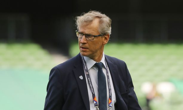 Markku Kanervan miehistöä murjottiin keskiviikkona.