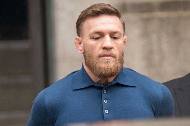 Conor McGregoria vastaan ei ole vielä nostettu syytettä seksuaalirikoksesta.