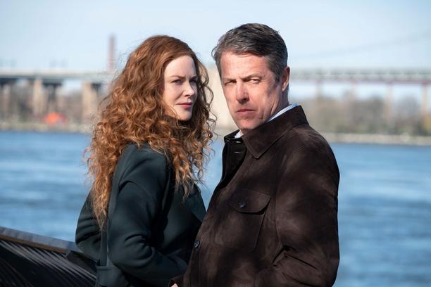 Nicole Kidmanin roolihahmo Grace kuvailee avioliittoaan Hugh Grantin esittämään Jonathaniin täydelliseksi. Onkohan se sitä sittenkään?