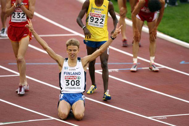 Jukka Keskisalon 3000 metrin esteiden EM-kulta oli valtava yllätys.